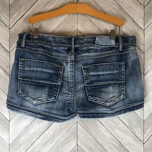 Vanilla Star Shorts - Vanilla Star jean shorts Junior size 13